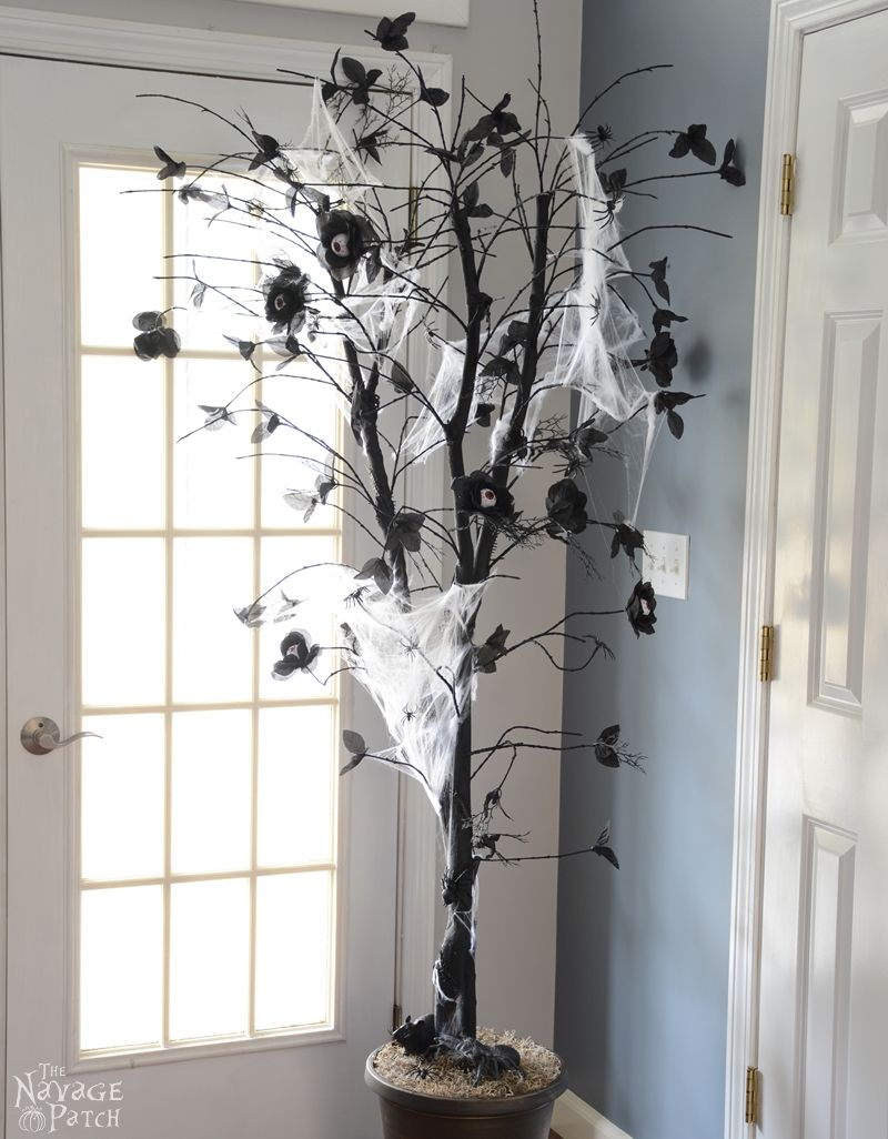 The Halloween Tree The Navage Patch