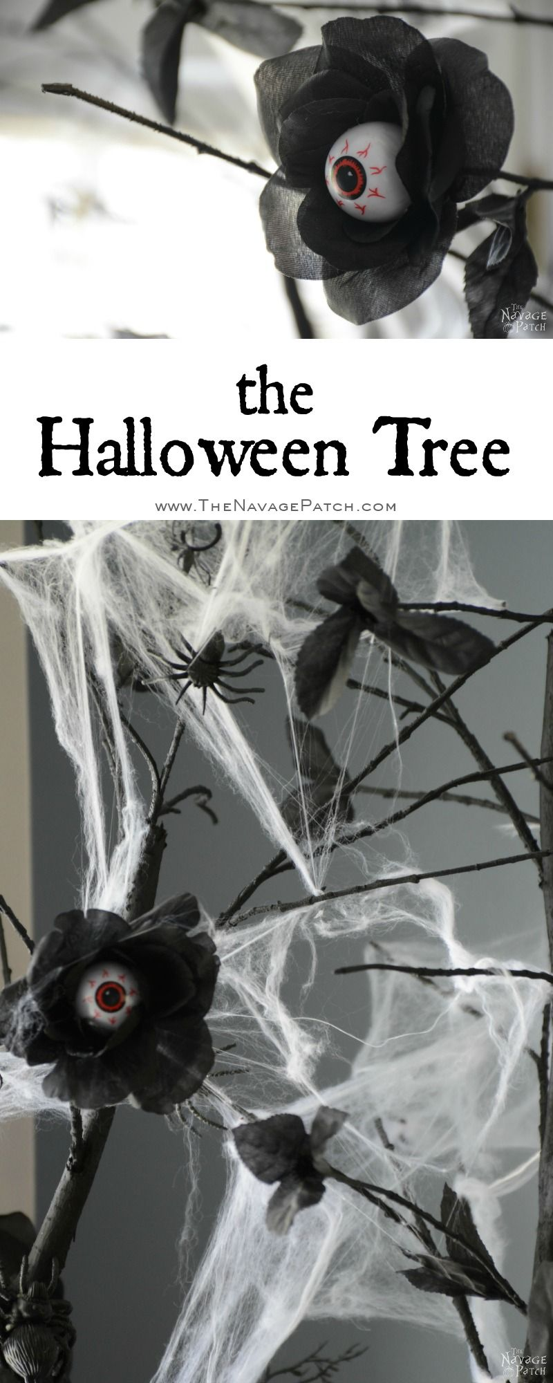 The Halloween Tree - The Navage Patch