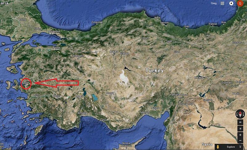 The Izmir Interlude - TheNavagePatch.com