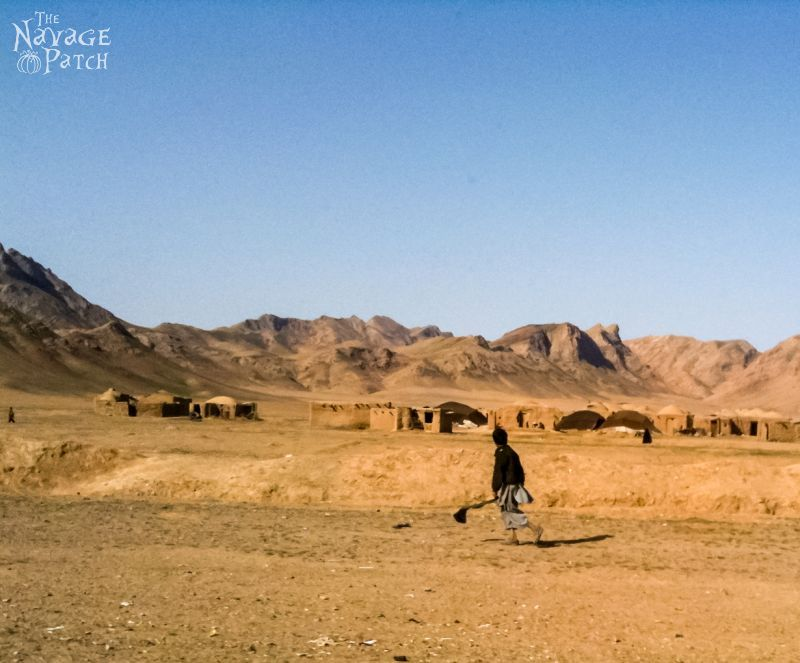 Afghanistan – Part 6: The Road to Shindand   TheNavagePatch.com
