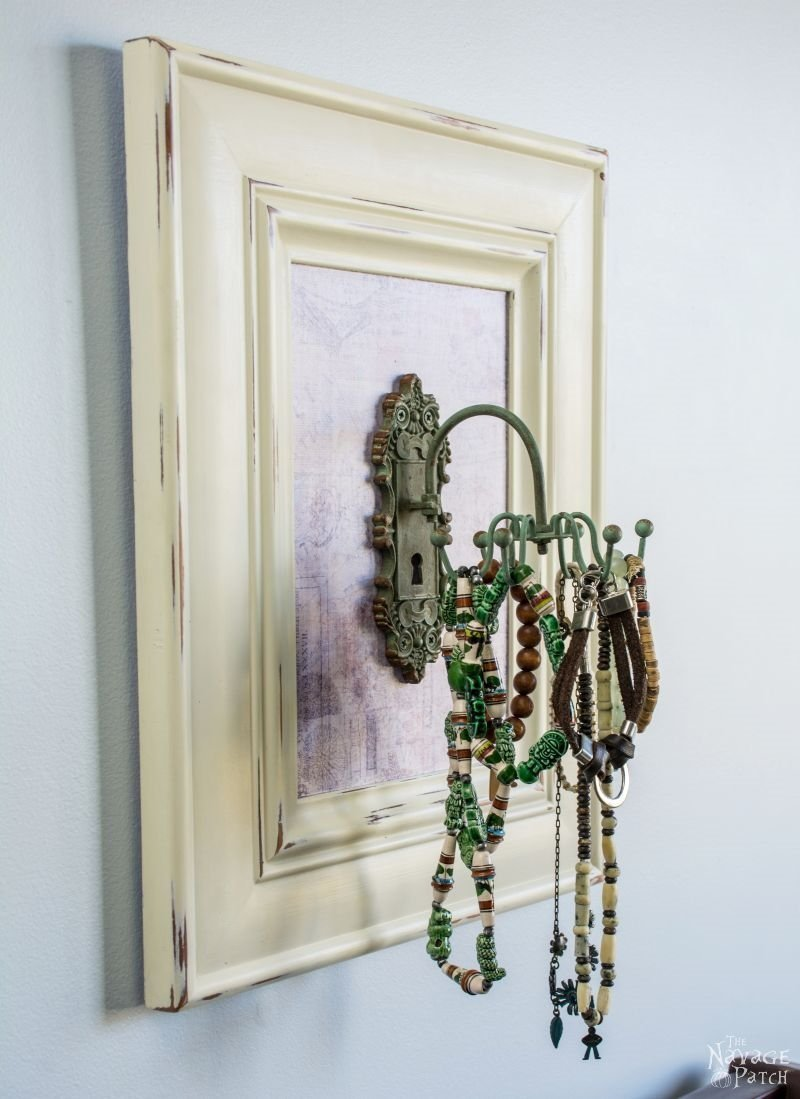 DIY Carousel Jewelry Organizer The Navage Patch