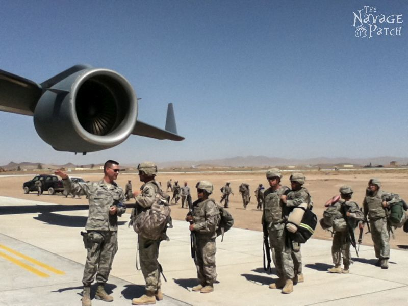 Afghanistan - Part 8: Handan & The Night Shift   TheNavagePatch.com