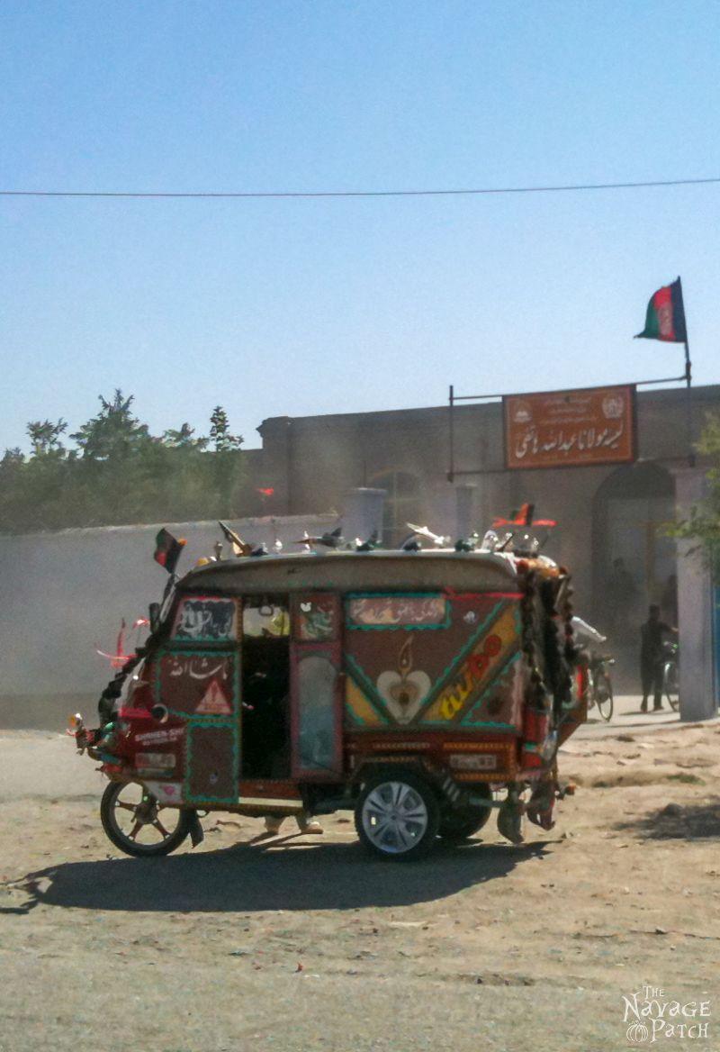 Afghanistan - Part 11: Departure   TheNavagePatch.com