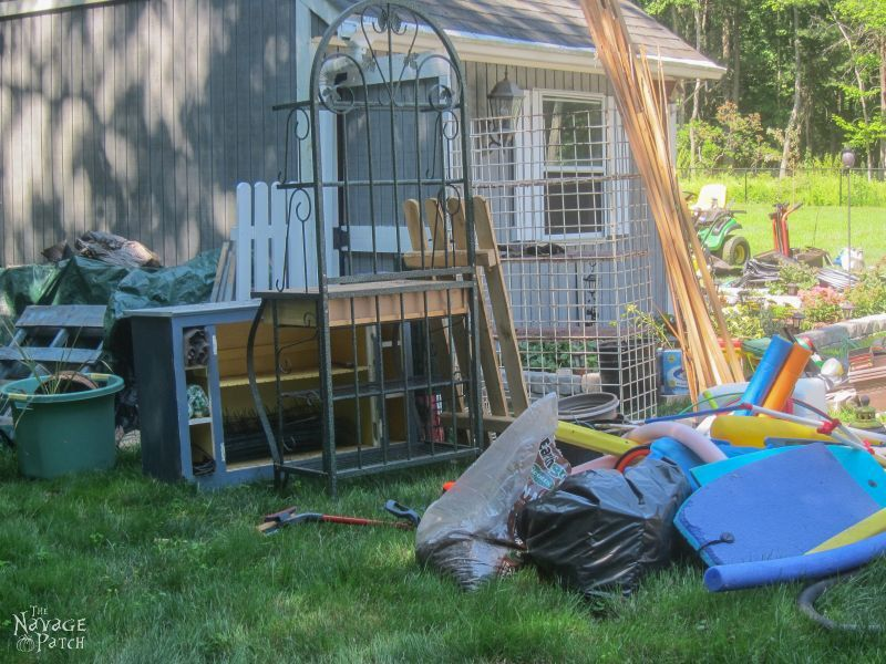 Garden Shed Organization | Creating A Rodent Proof Shed | Simpe And Easy # Garden #