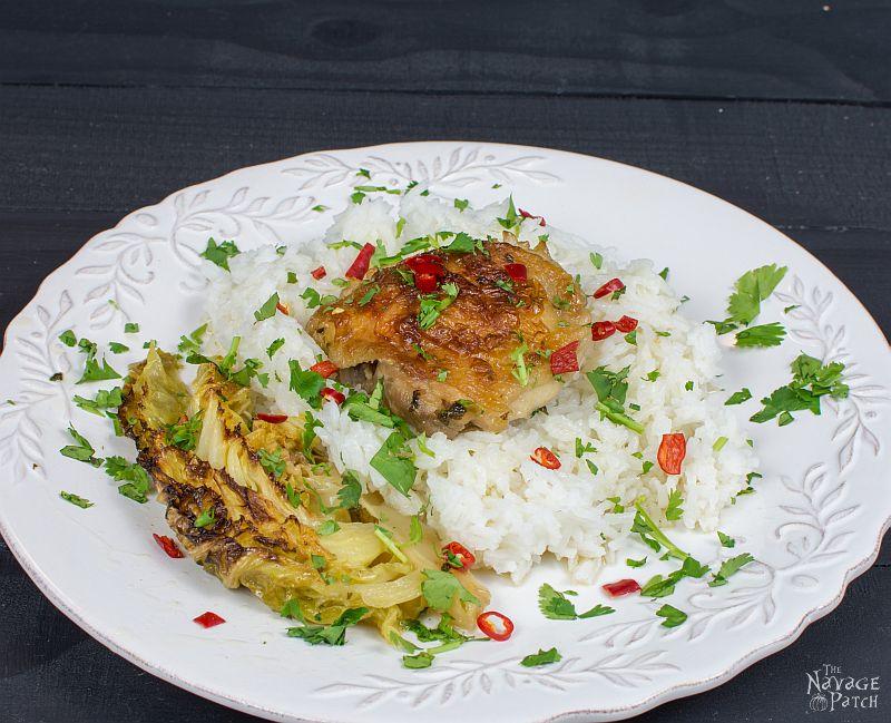 Vietnamese Braised Chicken Thighs - TheNavagePatch.com