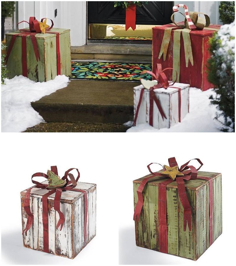 Diy Outdoor Christmas Gifts Inspired By Grandin Road The Navage