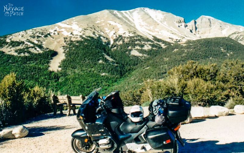 A Solo Motorcycle Ride Across America | TheNavagePatch.com