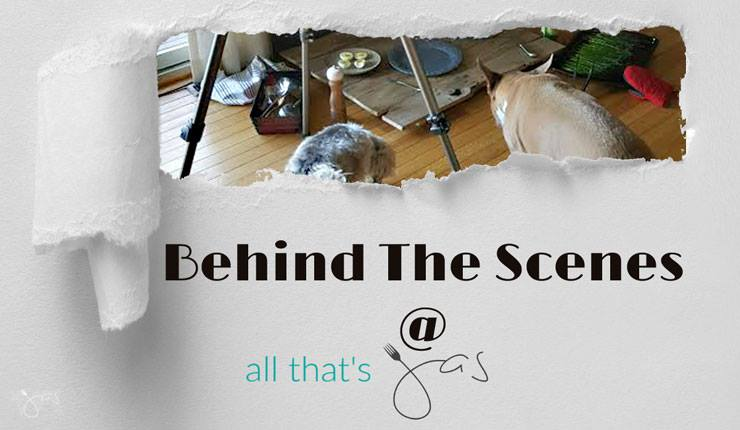 Behind the Scenes at All That's Jas