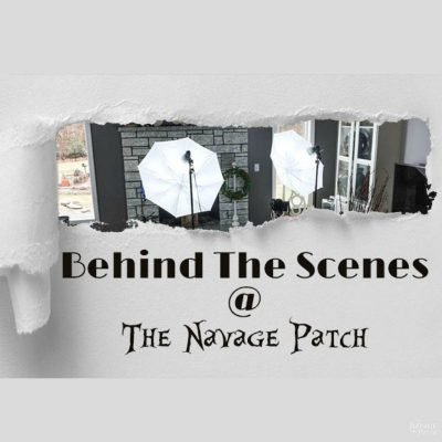 Behind the Scenes At The Navage Patch | TheNavagePatch.com