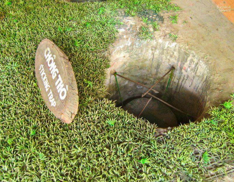 Vietnam - Part 7: Cu Chi Tunnels   TheNavagePatch.com