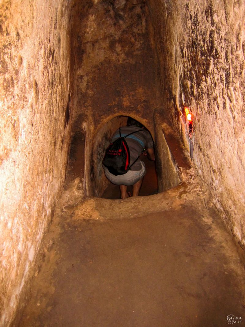 Vietnam - Part 7: Cu Chi Tunnels | TheNavagePatch.com