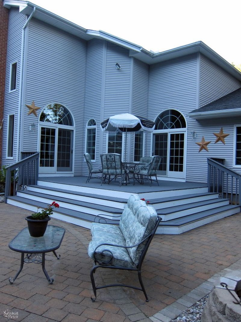 The New Deck Project: Planning a Composite Deck - The Navage ...