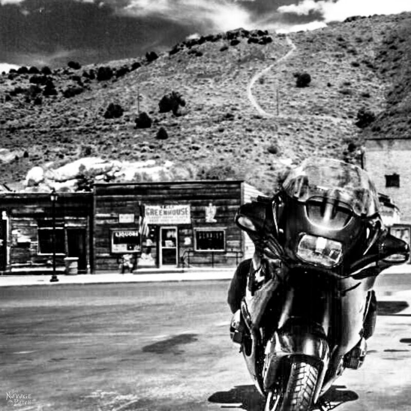 A Solo Motorcycle Ride Across America - Part 1   TheNavagePatch.com
