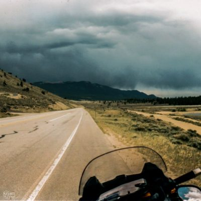 A Solo Motorcycle Ride Across America - Part 3 | TheNavagePatch.com