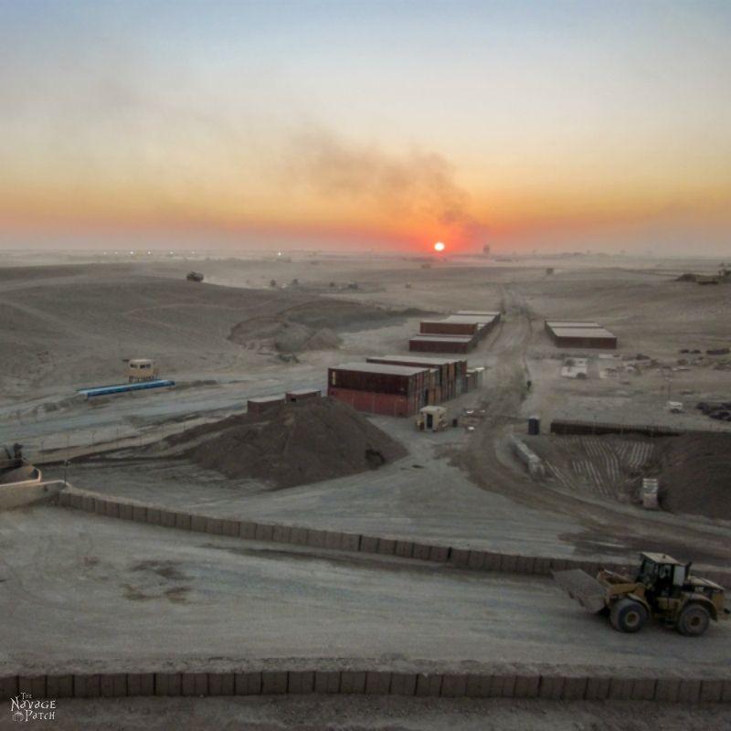 Afghanistan - Part 2: Settling In - TheNavagePatch.com