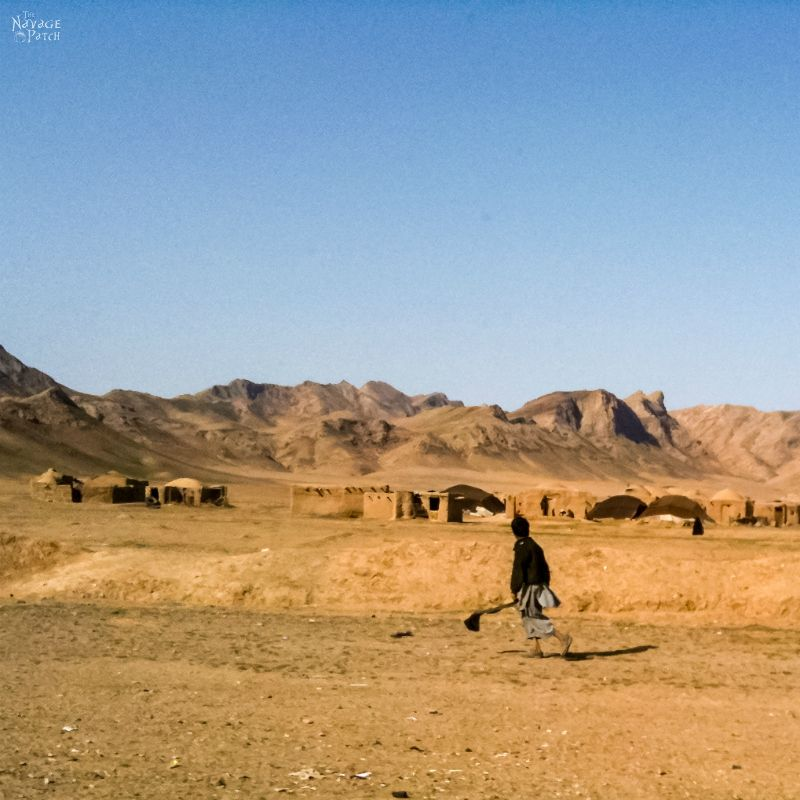 Afghanistan – Part 6: The Road to Shindand | TheNavagePatch.com