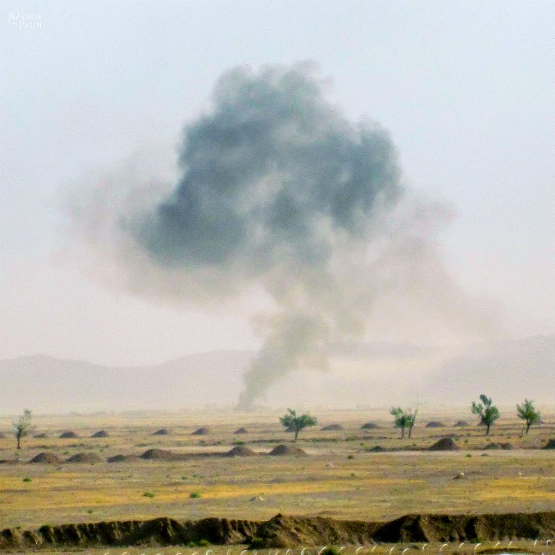 Afghanistan – Part 9: Incoming!   TheNavagePatch.com