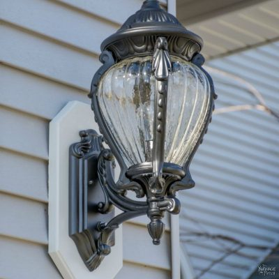 How to Add a Light Sensor to Outdoor Lanterns