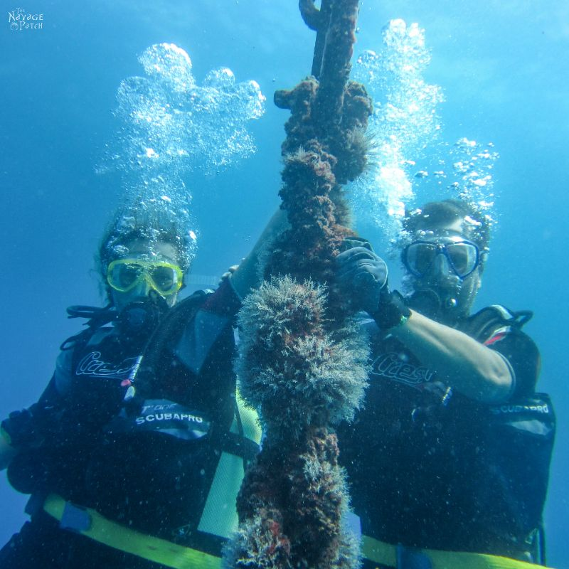 The Antalya Interlude: Swimming with Handan | TheNavagePatch.com