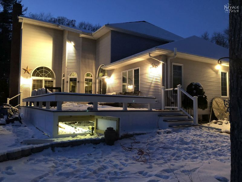 The Boundless Joy of Winter Homeownership | TheNavagePatch.com
