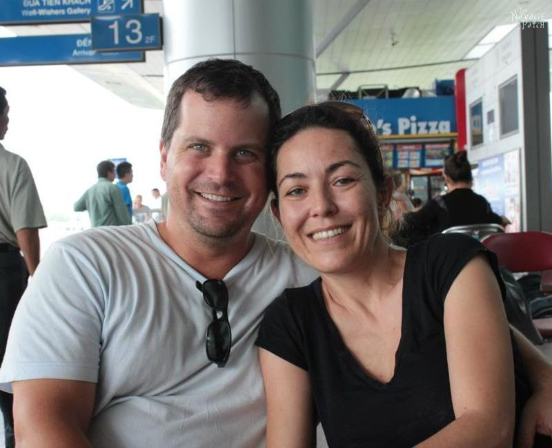 India - Part 1: Goodbye Saigon, Hello Gurgaon | TheNavagePatch.com