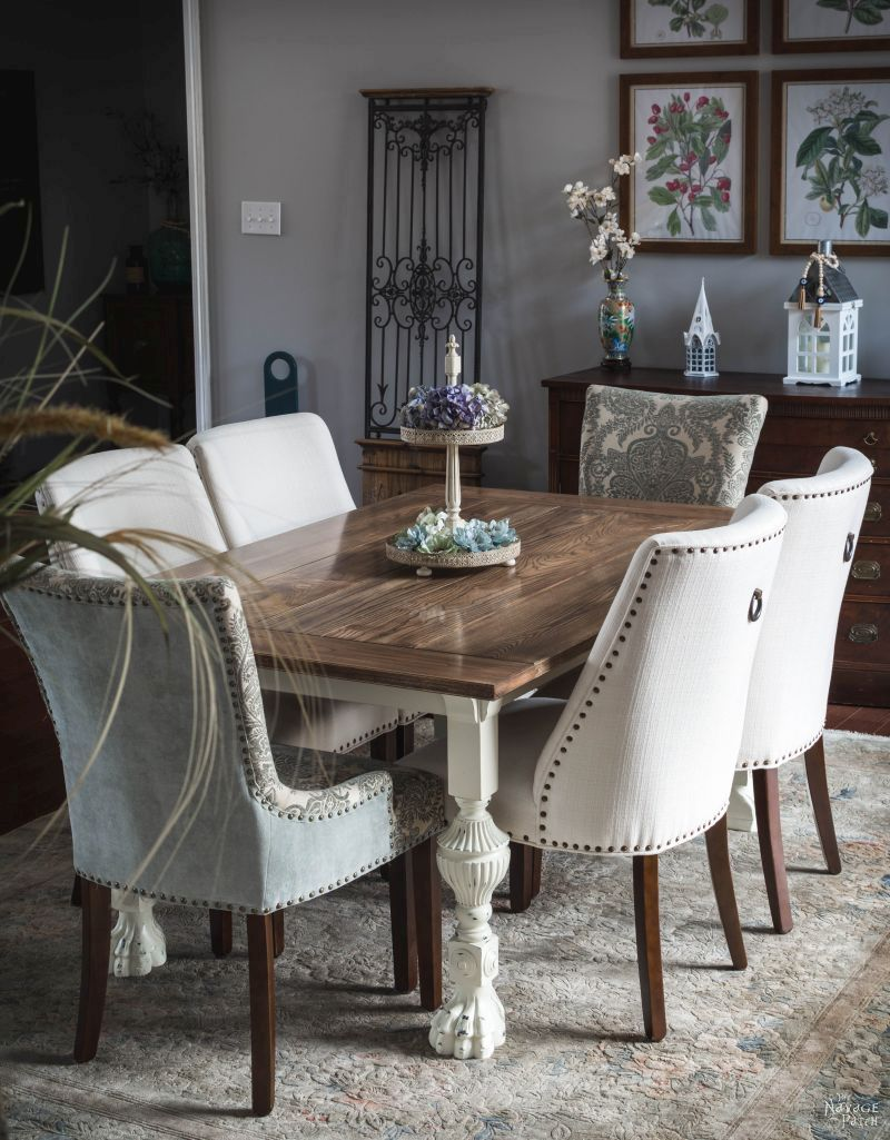 Inexpensive Dining Chairs And Dining Room Decor Tips | How To Decorate A Dining  Room |