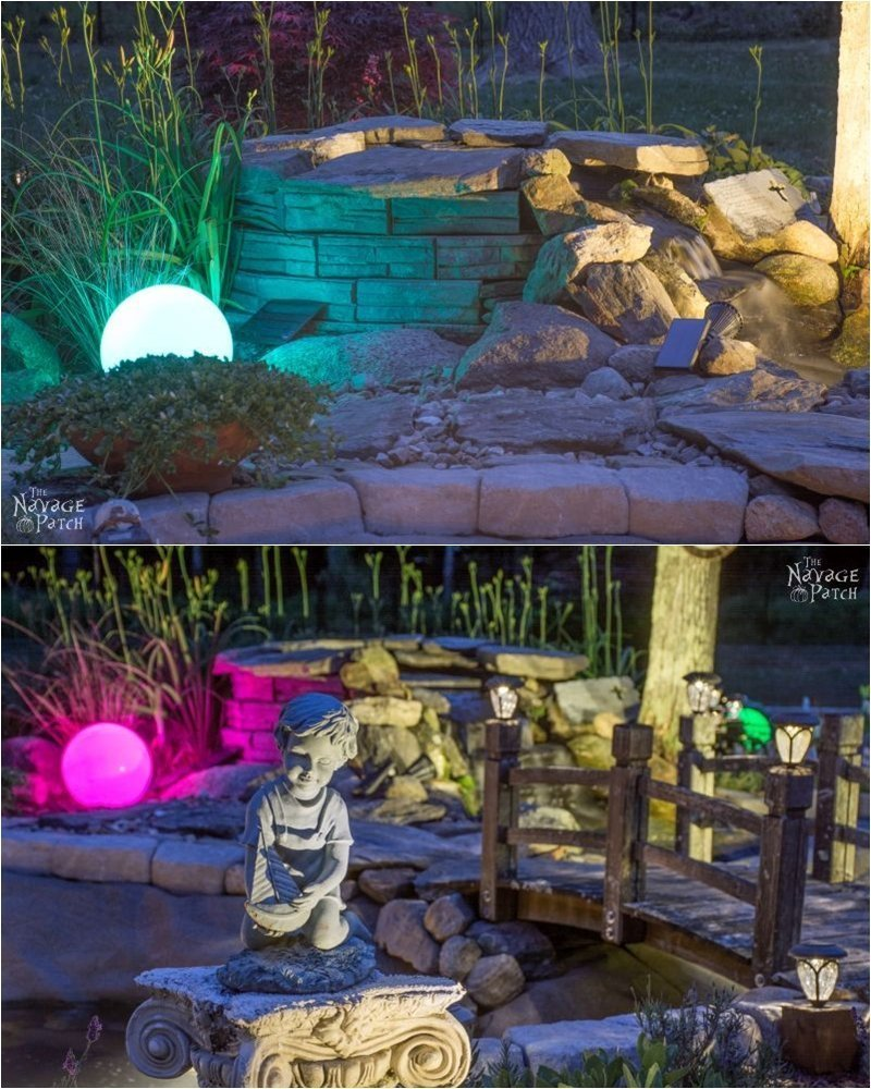 Landscape Lighting Ideas: Creative And Easy DIY Outdoor Lighting Ideas
