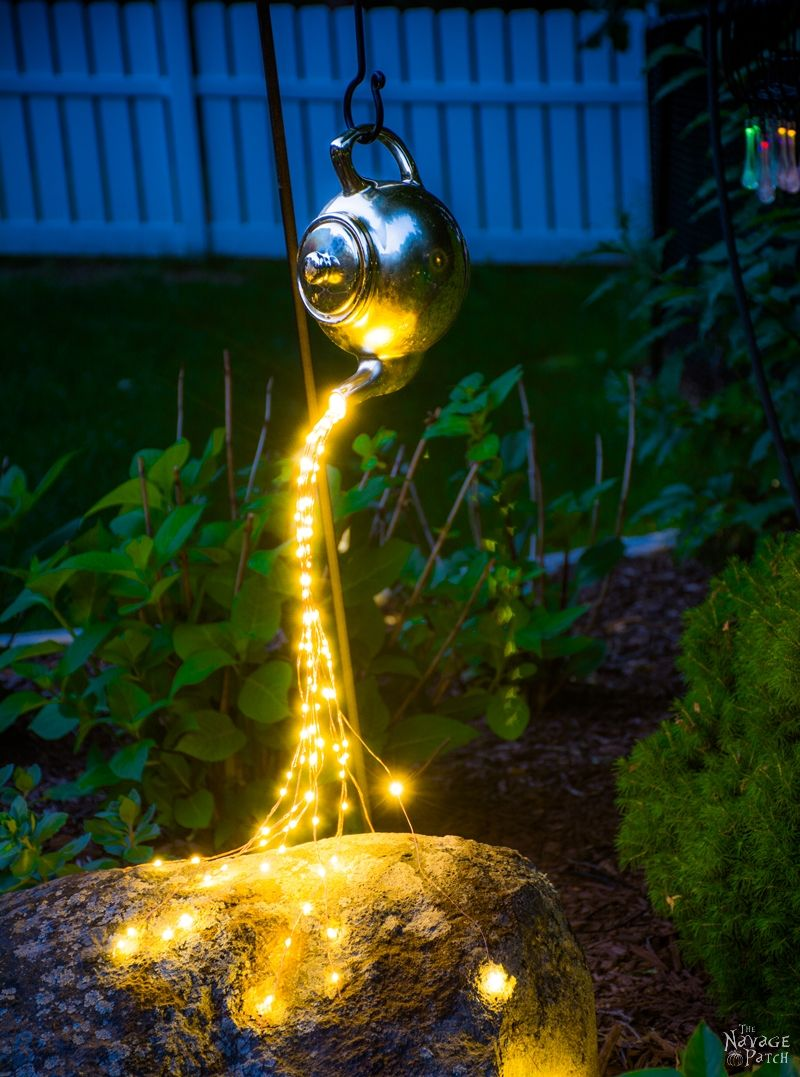 Creative and Easy DIY Outdoor Lighting Ideas - The Navage ...