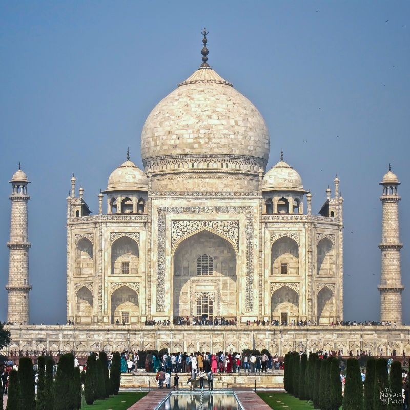India – Part 4: Taj Mahal | TheNavagePatch.com