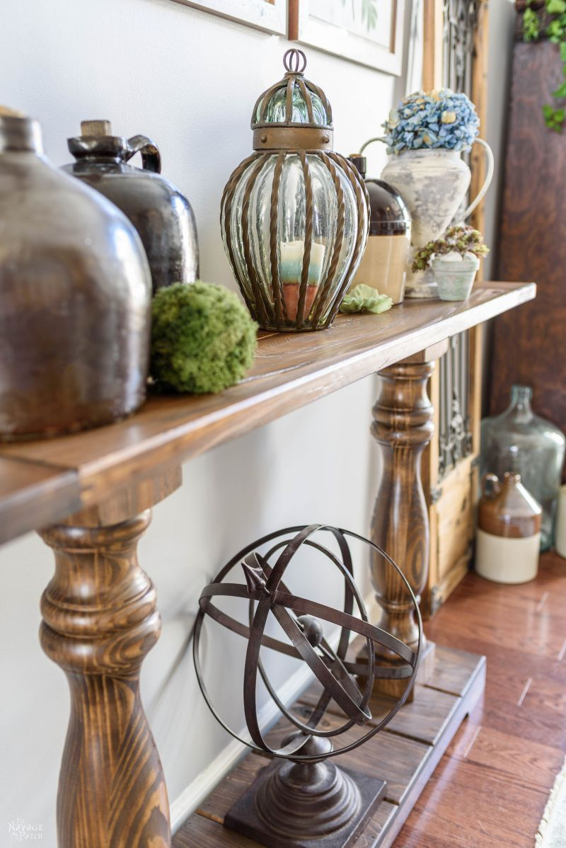 Diy Farmhouse Console Table The Navage Patch