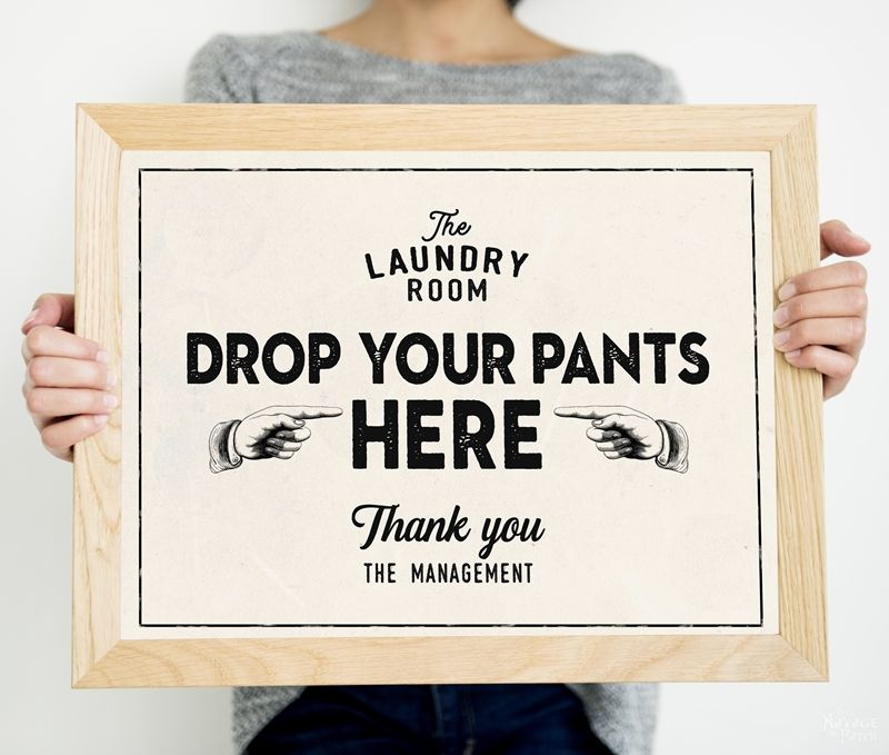 Free Printable Wall Art for Laundry Room | Set of free laundry art prints | Ballard Designs inspired Laundry Room Wall Art | Free Laundry Room Printables | Free Laundry Room Wall Art | Free Laundry Posters | Free Funny sayings and quotes for the laundry room | #TheNavagePatch #diy #FreePrintable #Laundry #BallardDesigns #Knockoff #LaundryArt #Farmhousedecor #WallArt #GalleryWall | TheNavagePatch.com