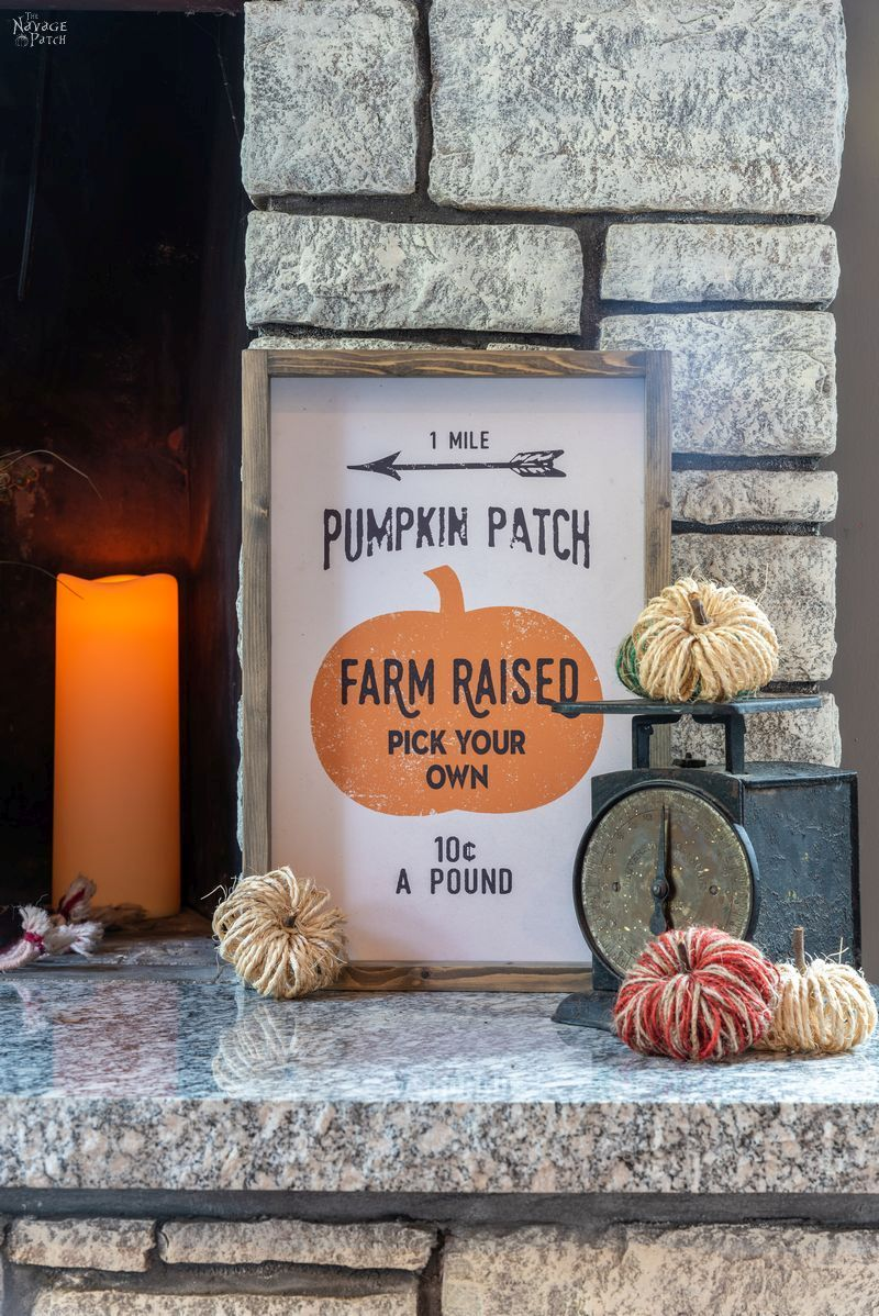 Pottery Barn Inspired Diy Fall Signs With Free Printables