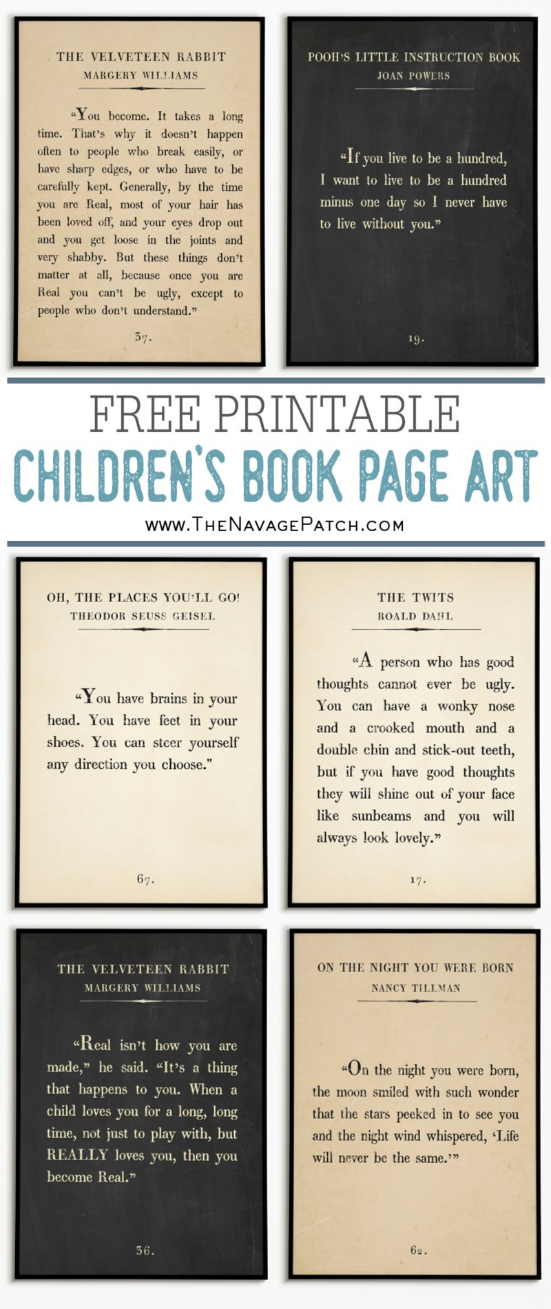 childrens book page art prints amazing set of free printable childrens book quotes the