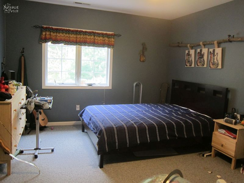 Teen Bedroom Ideas and Makeover Plan - The Navage Patch
