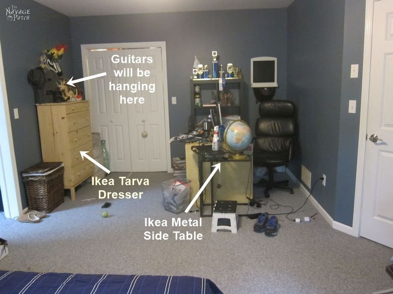 Teen Bedroom Ideas And Makeover Plan The Navage Patch