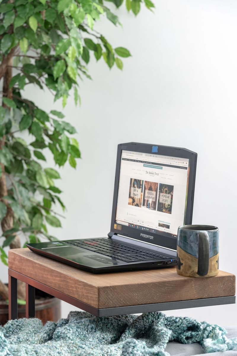 IKEA Laptop Stand Hack