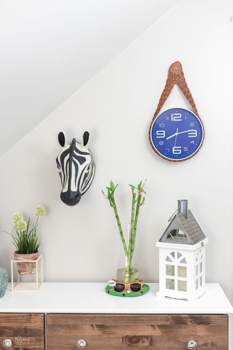 DIY Clock Makeover | TheNavagePatch.com