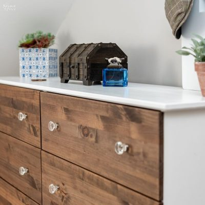 IKEA Tarva Hack | TheNavagePatch.com