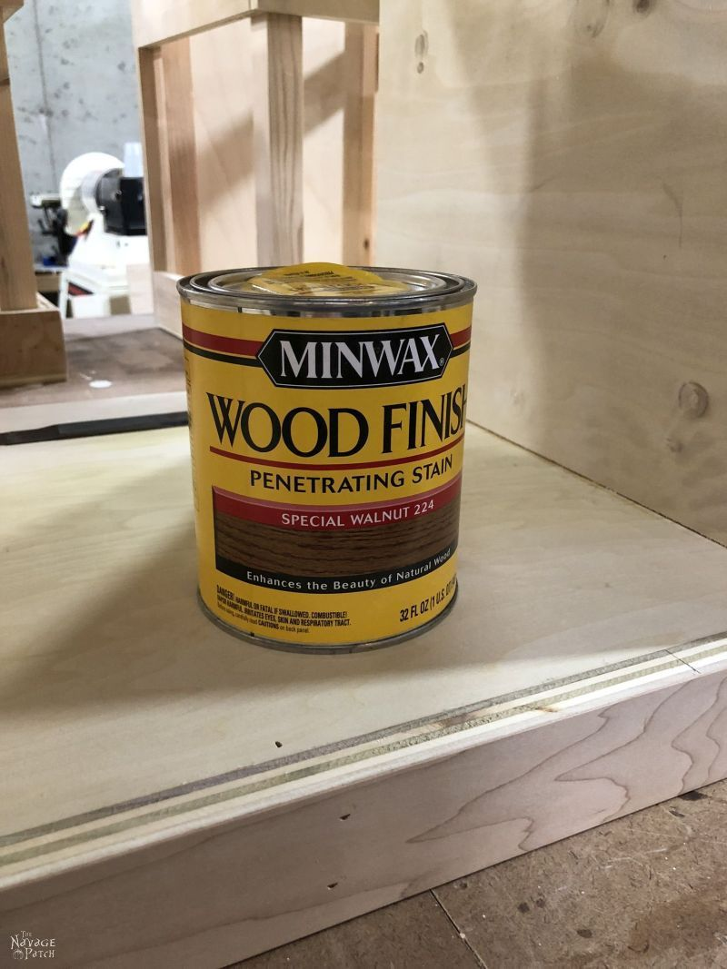 can of minwax special walnut stain