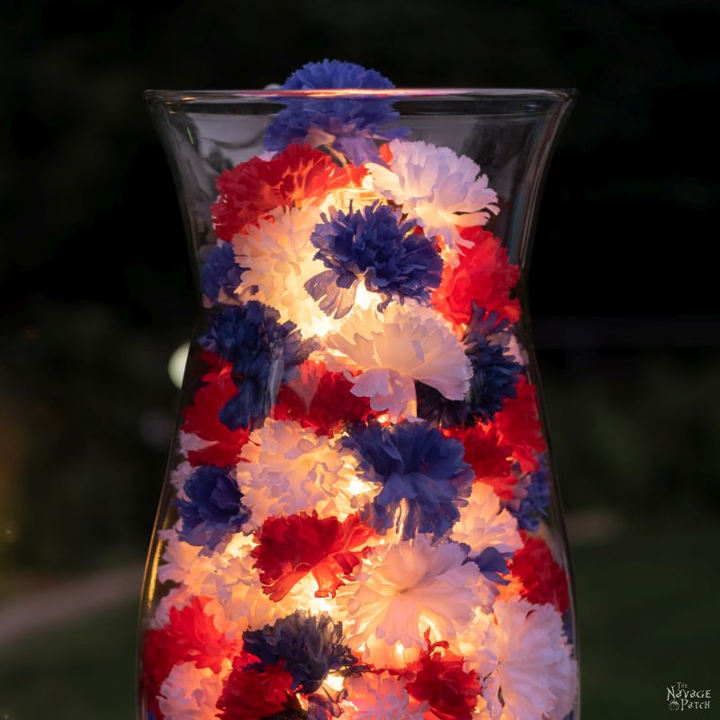 5-Minute Fourth of July Decor | TheNavagePatch.com