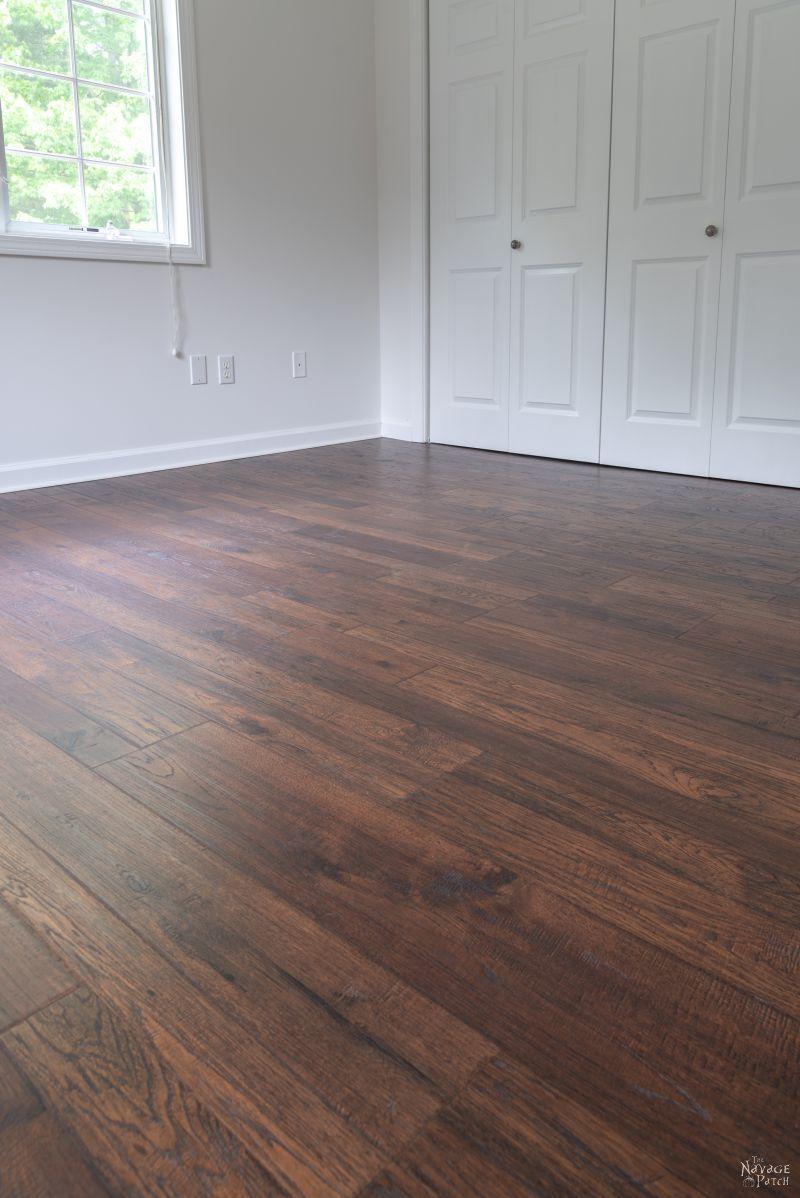 new laminate floor