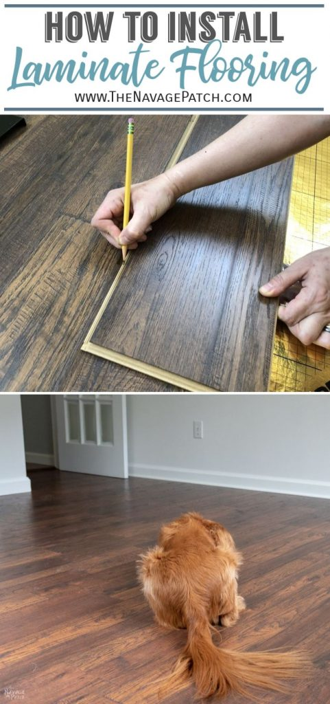 How to Install Laminate Flooring - The Navage Patch