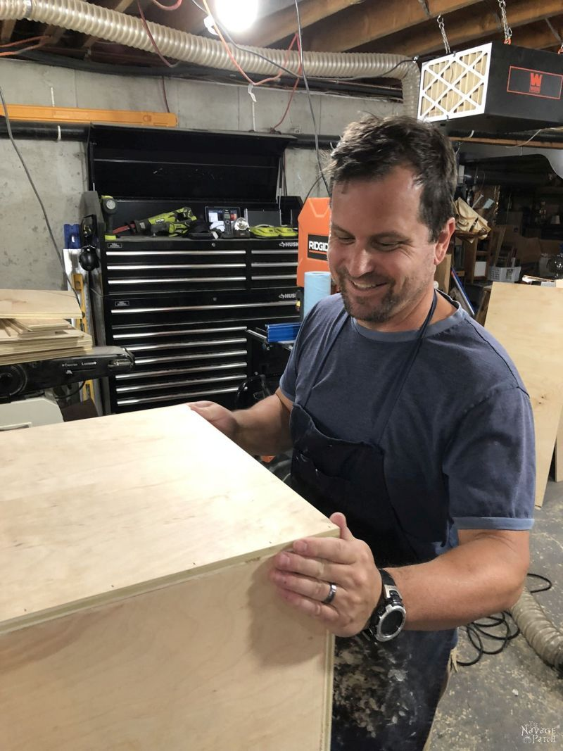 building a plywood box