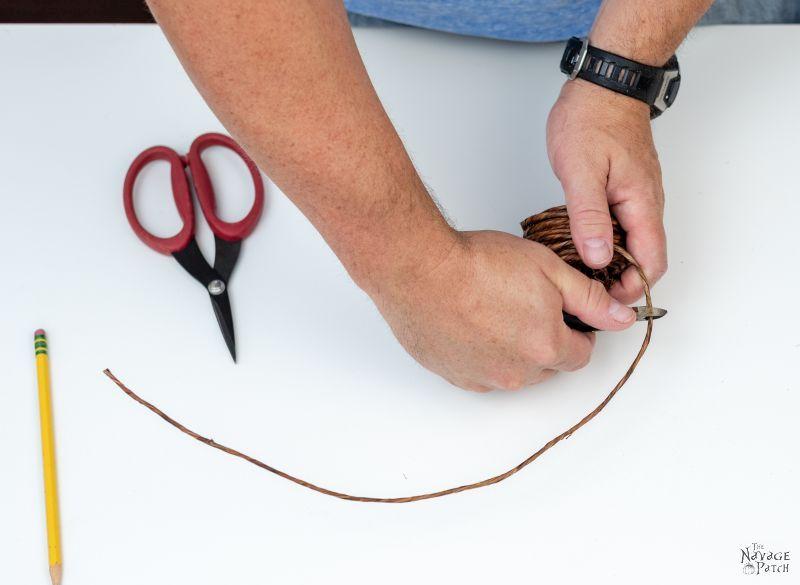 cutting craft wire