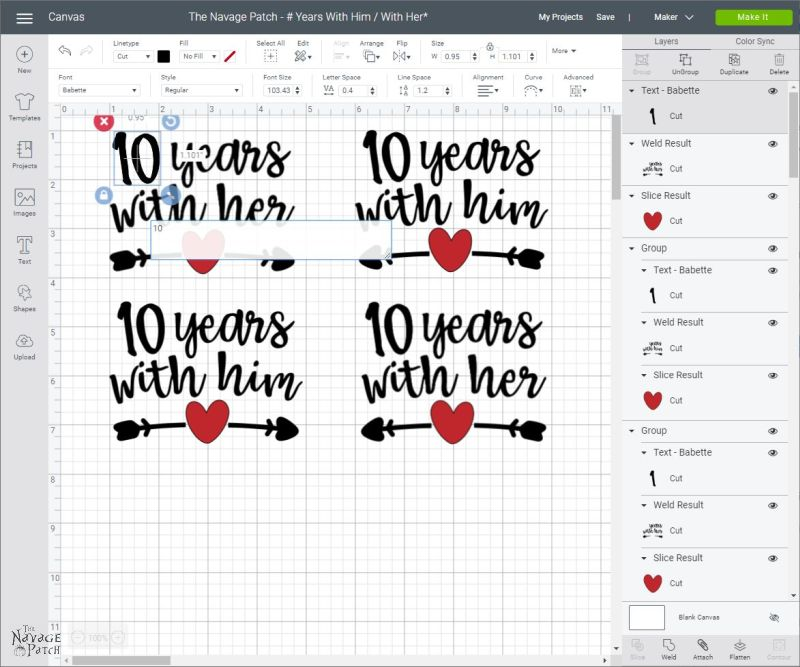 cricut design space image