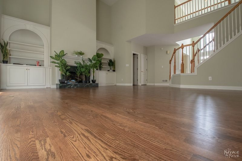 Hardwood Floor Installation & Refinish