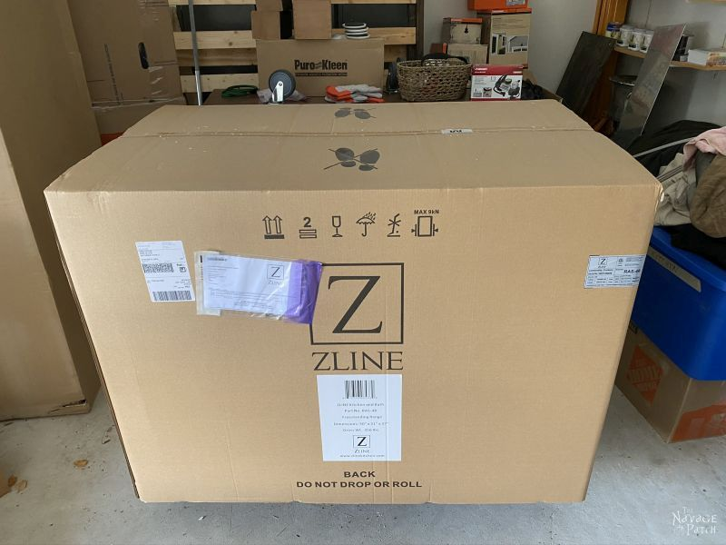 zline range in box