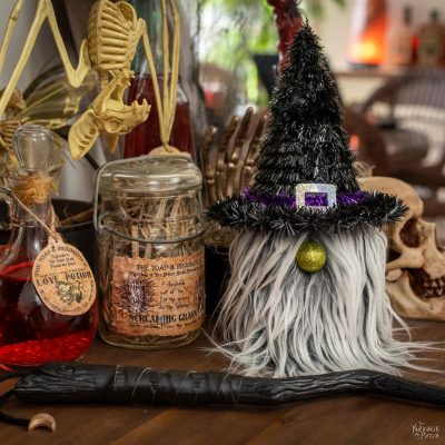 DIY Dollar Store Gnomes – TheNavagePatch.com