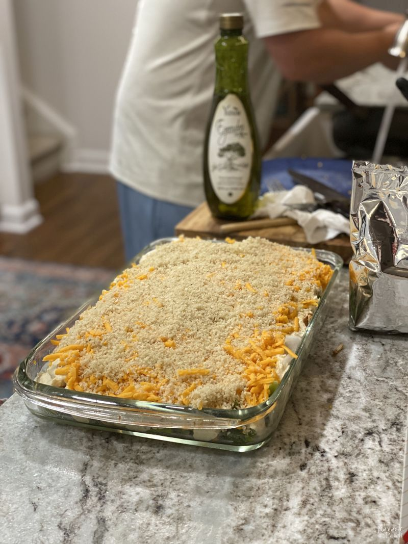 Chicken Broccoli Curry Casserole – TheNavagePatch.com