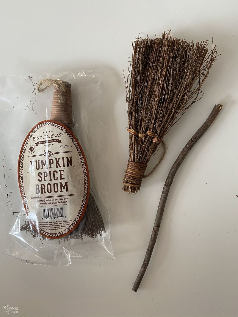 scented brooms